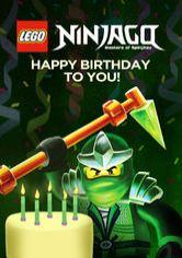 Lego Ninjago Masters Of Spinjitzu Happy Birthday To You Netflix